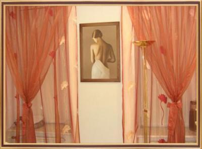 """Открытие салона """"Декорами"""" - занавески, шторы или тюли текстиль..."""