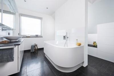 Эмоциональный дизайн ванной комнаты от профессионалов 61bf0dbedbc82